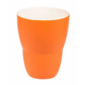 Чашка 500 мл оранжевый цвет Бариста Макаронс 81223316