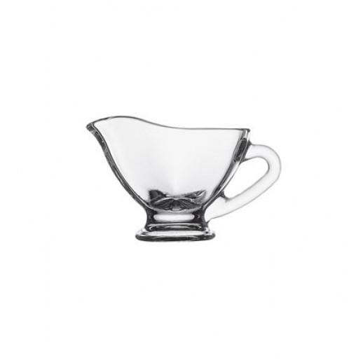 Соусник БЭЙЗИК 250 мл стекло 55022, Стеклянная посуда
