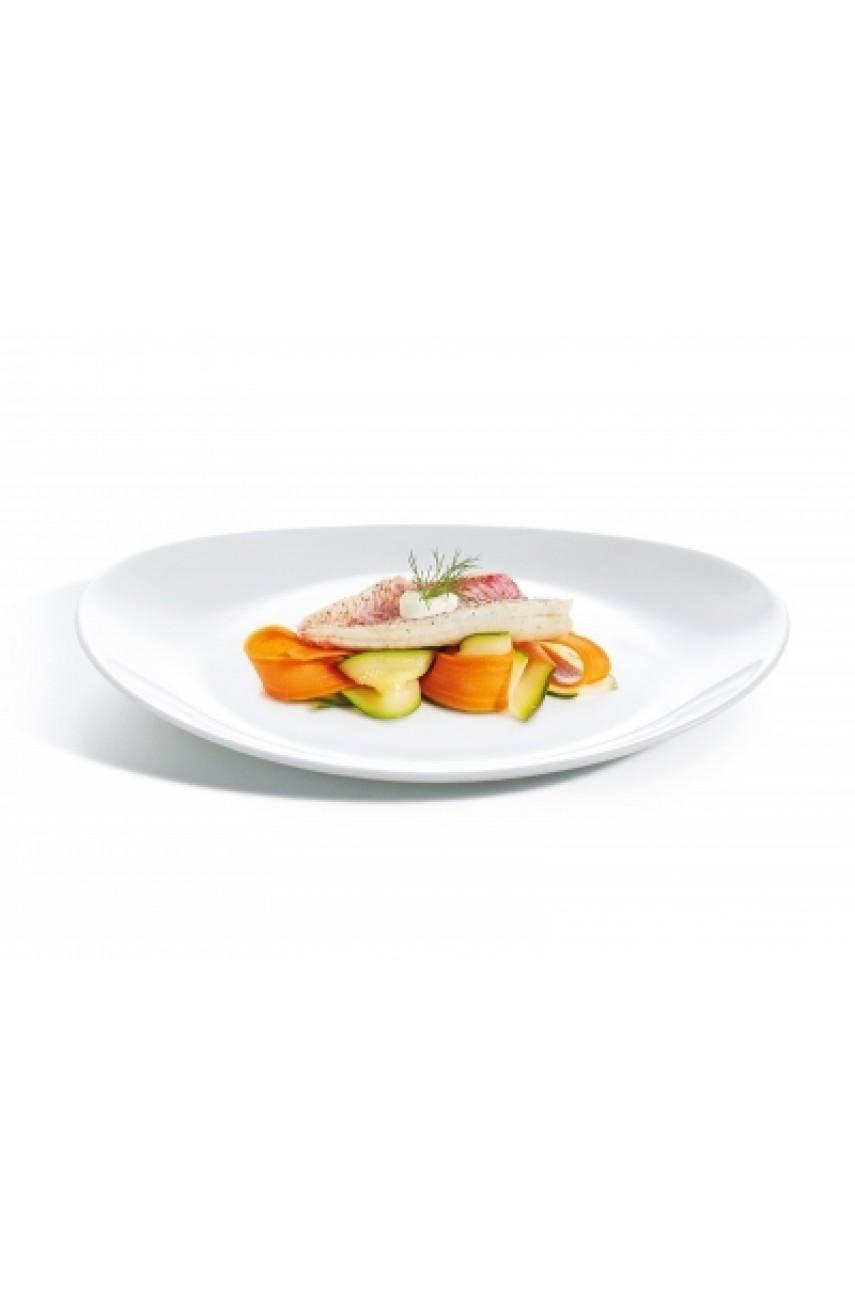 ЭВОЛЮЦИЯ Блюдо для стейка 300*260 мм 9407