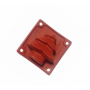 Форма силикон ЕЛОЧКА 6,5*6 см 14104