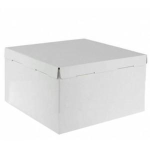 Короб картонный бел Pasticciere 500*500*300 мм