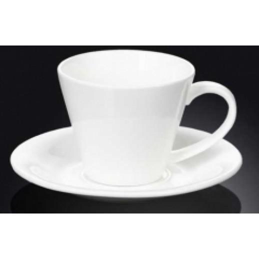 Вилмакс Чайная пара 180 мл фарфор 993004, Фарфор WILMAX производство Англия