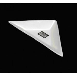 Вилмакс Блюдо 18,5 см треугольное фарфор 992406