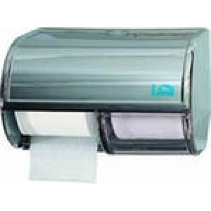Престиж Диспенсер для туалетной бумаги стандарт рулон 2 шт горизонт А55401S