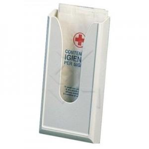Гигиенический пакет бумажный 12*26 Лайм 1 шт