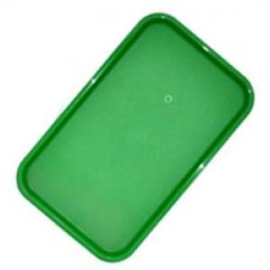 Поднос 53*33 см зеленый Россия