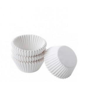 Капсула бумаж круглая № 3 белая 30*17,5 мм короб 2000 шт 66103