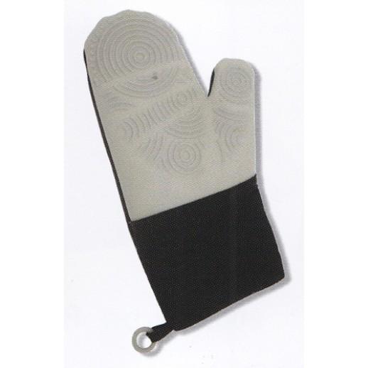 Рукавица 1 ШТ для горячего термостойкая t 200 черная PL 99004013