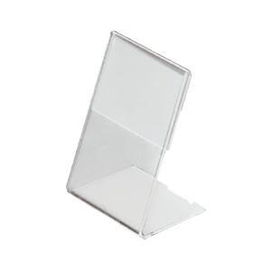 Ценникодержатель 60*80 прозрачный 1 мм