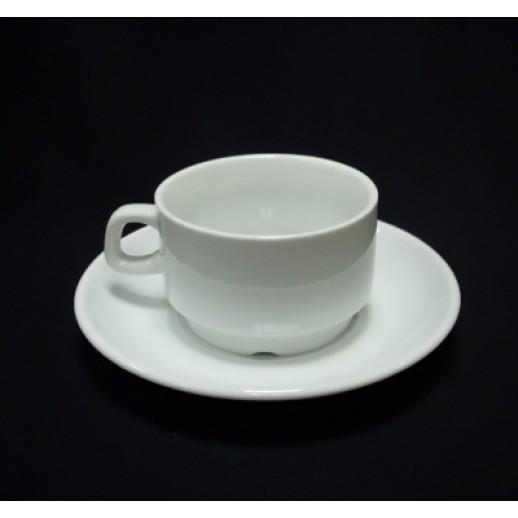 КОЛЛАЖ Чайная пара 200 мл 194ФК, Китайский фарфор