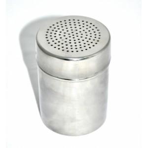 Емкость для сыпучих продуктов 300 мл с мелкими отв нерж MGSteel Индия