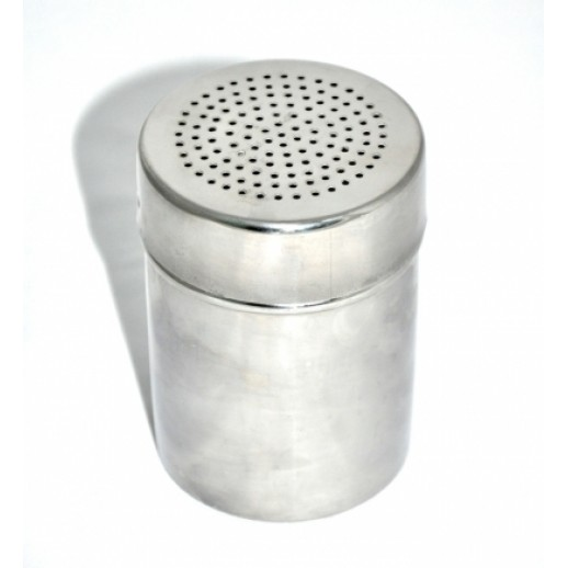Емкость для сыпучих продуктов 300 мл с мелкими отв нерж MGSteel Индия, Барные принадлежности