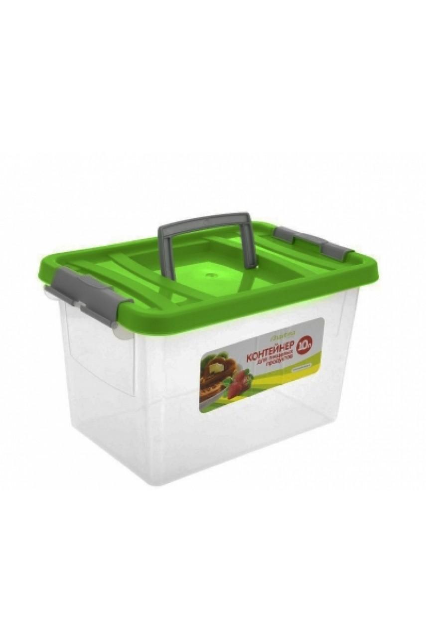 Контейнер д/хранения 10,0 л пищевых продуктов С207П