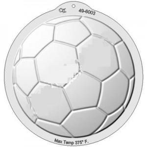 Форма силикон Футбольный мяч 180*100 мм Китай 14097