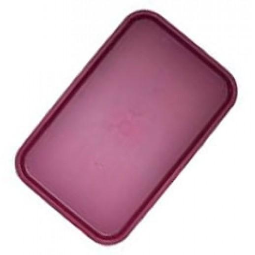 Поднос 53*33 см вишневый Россия, Противни для духовки, подносы для столовой