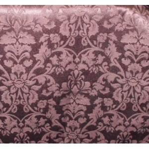 Салфетка 43*43см темно-коричневая журавинка мелкий цветочек