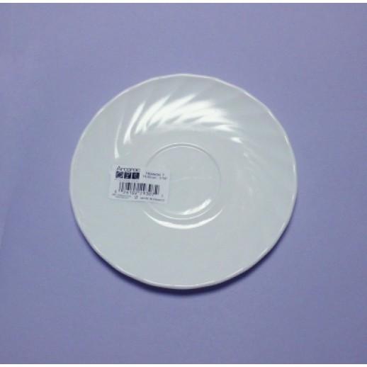 ТРИАНОН Блюдце 14,5 см 14466/D6925, Посуда из стеклокерамики