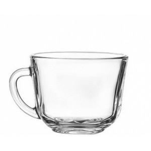 ГЛАМУР Чашка 200 мл стекло 1337