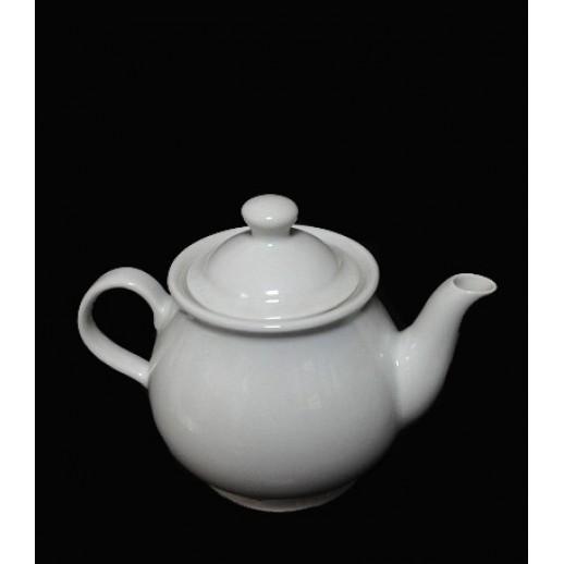 Чайник Классический 600 мл Принц 33.600, Фарфор Башкирский серия ПРИНЦ