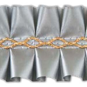 Лента декоративная  1 м серебро