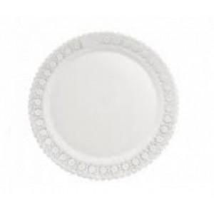 Поднос пластиковый круглый 30 см 36230