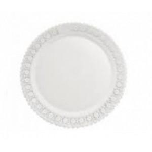 Поднос пластиковый круглый 38 см 36238