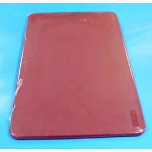 Доска разделочная 450*300*13мм пластмассовая красная