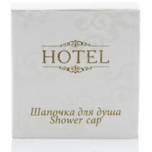 HOTEL Шапочка для душа в картоне /250