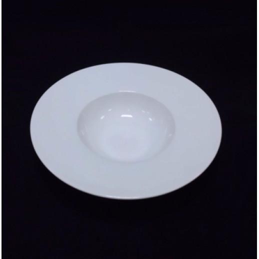 Тарелка для пасты 10*23 см Kunst Werk PL 99000033 150 мл, Фарфоровая посуда KUNST WERK P. L.