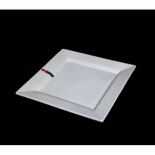 Тарелка квадратная 24*24см Kunst Werk PL 99004031, Фарфоровая посуда KUNST WERK P. L.