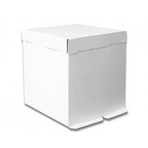 Короб картонный бел Pasticciere 300*300*300 мм EB300L