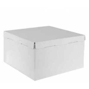 Короб картонный бел Pasticciere 360*360*260 мм EB360