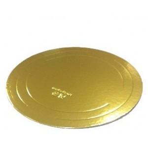 Подложка усилен золото/жемчуг 240мм (толщ3,2мм) GWD240