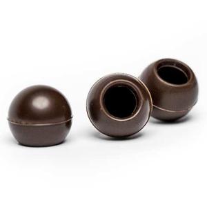 Украшение шоколадное ТРЮФЕЛЬ темный 1шт