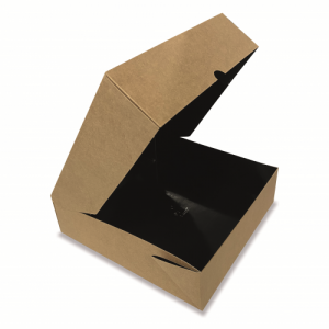 Упаковка ECO TABOX PRO 1000 Black Edition без окна 120*200*40 мм