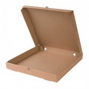 Коробка для пиццы картон 450*450*40 мм 22-2054