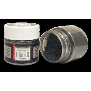 Кандурин пищевой плотный графит 5 гр 12220