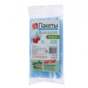 Пакет для льда 216 кубиков ПАТЕРРА 109-073