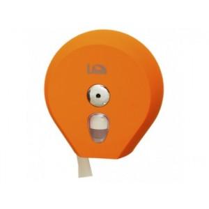 Диcпенсер для туалетной бумаги 200 м Lime  COLOR оранжевый