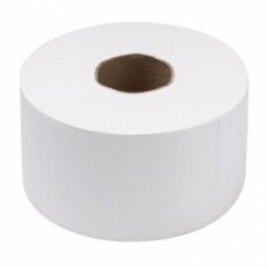 Туалетная бумага рулон 160 м 2-сл супербелая НРБ 12/уп 210213