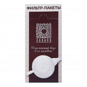 Фильтры для чая 100 шт одноразовые 94503