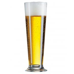 Бокал для пива 390 мл. d=69 мм. h=206 мм. Линц 25263