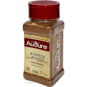 АЙДИГО Корица молотая 80 гр