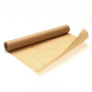 Пергамент силиконизированный 38 см*100 м коричневый Т0021
