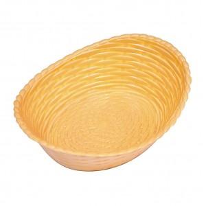 Хлебница овальная 21*16,5*6,8 см пластиковая 95001272