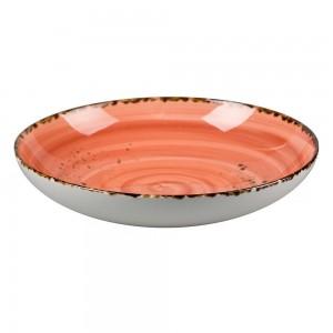 Тарелка-салатник 23 см Organica Spisy Fusion PL 81223493