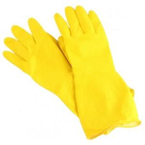 Перчатки резиновые 1 пара