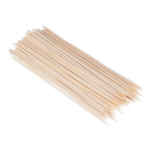 Шампурочки бамбук/береза 25 см 100 шт Китай 10-3027, Барные принадлежности