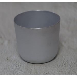 Форма для выпечки куличей и хлеба 3мм, 0,5 л литой аллюм 8279