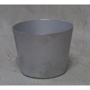 Форма для выпечки куличей и хлеба 3мм, 1 л литой аллюм 8273